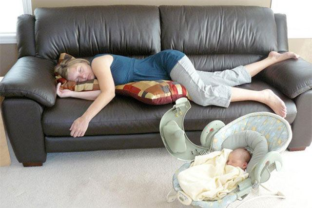 how to help exhaustion in pregnancy