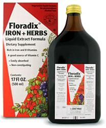 Floridex Iron & Herbs